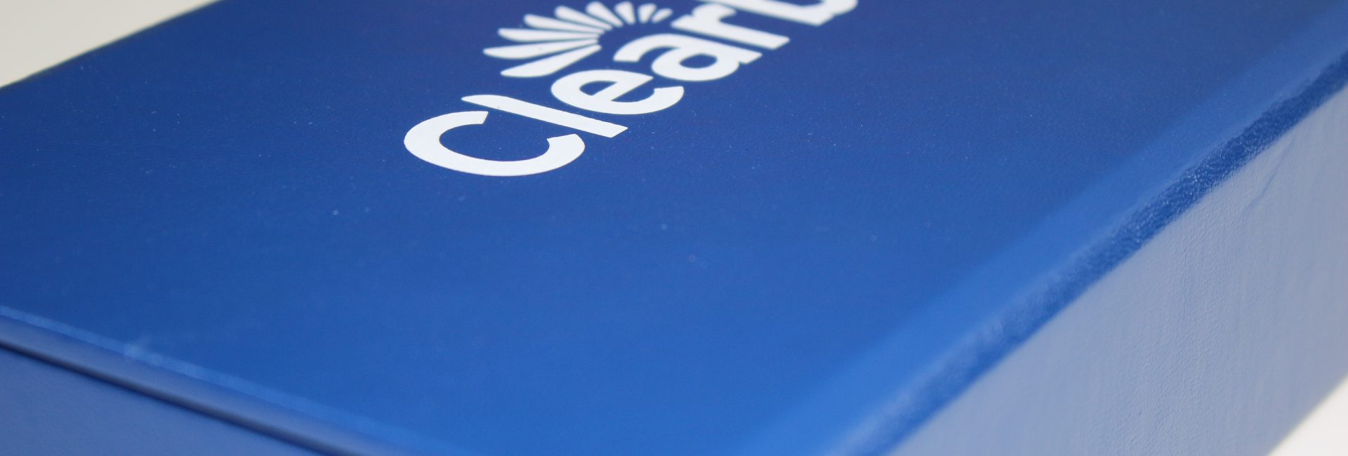 Clearblue Rigid Box