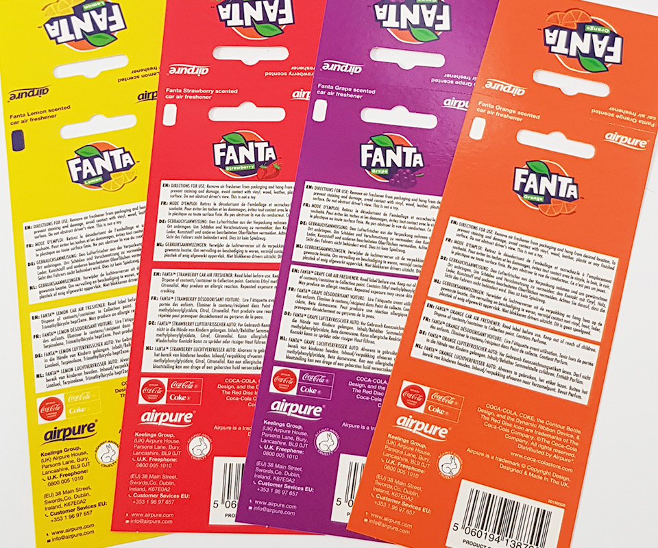 Blister Cards Wren Packaging