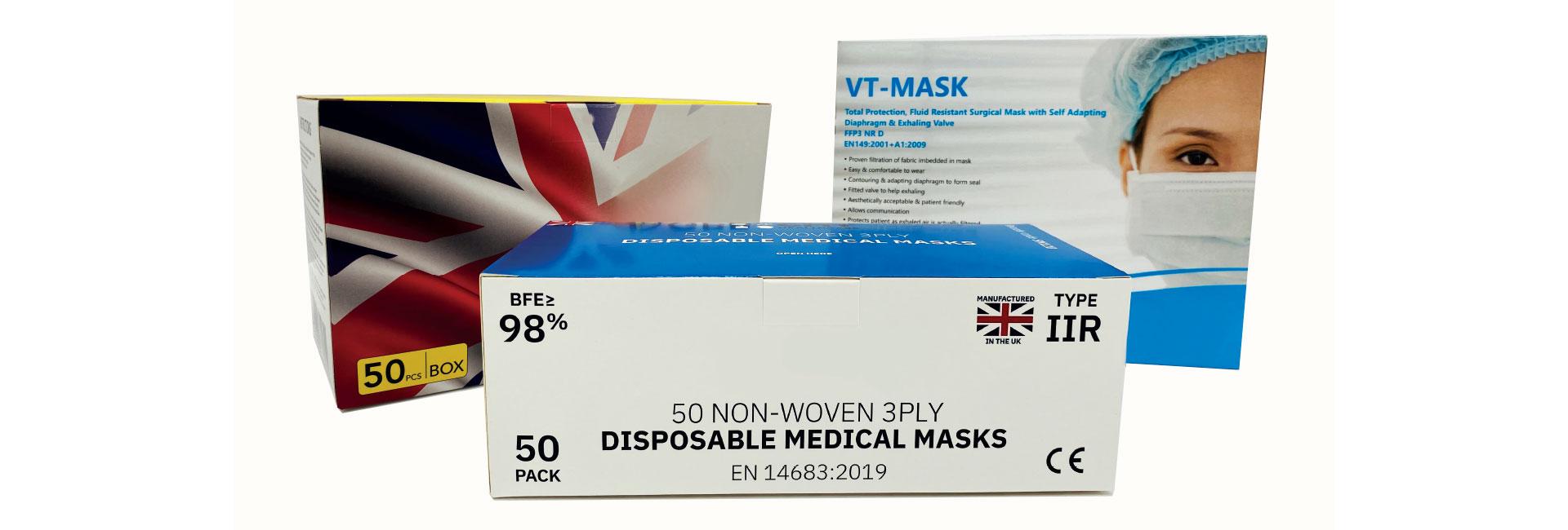 PPE packaging